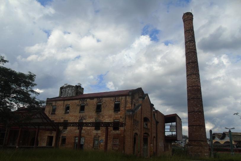 A Fábrica de Sal de Ribeirão Pires é a segunda mais antiga do país (Foto: Carlos Carvalho)