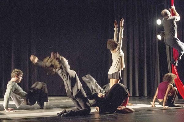 A apresentação conta com nove coreógrafos (Foto: Divulgação)