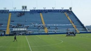 Água Santa, Estádio Distrital do Inamar