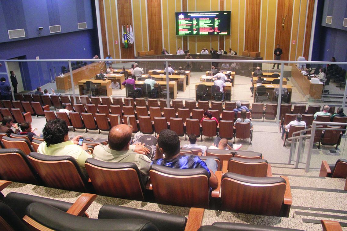 Grupo não se reuniu nessa quarta (24) (Foto: Banco de Dados)