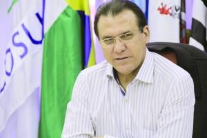 Apesar das mudanças, Marinho nega atrito com Legislativo (Foto: Banco de Dados)