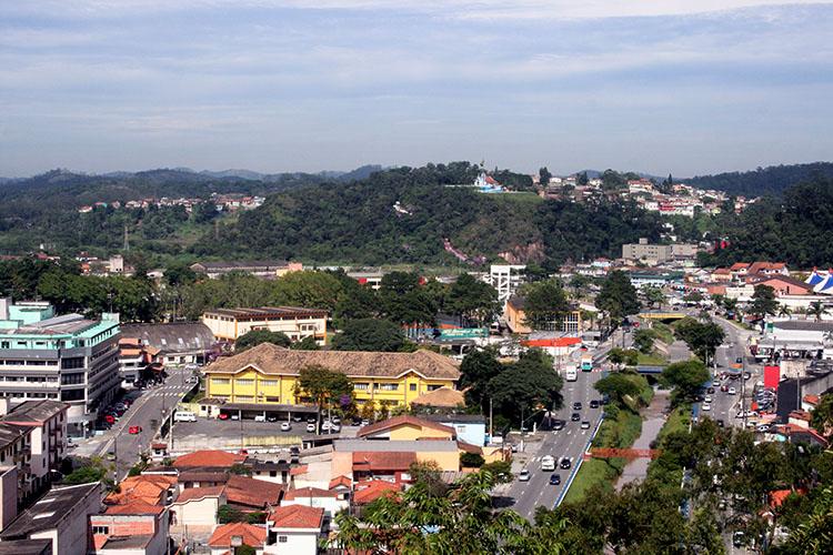 Ribeirão Pires São Paulo fonte: www.reporterdiario.com.br