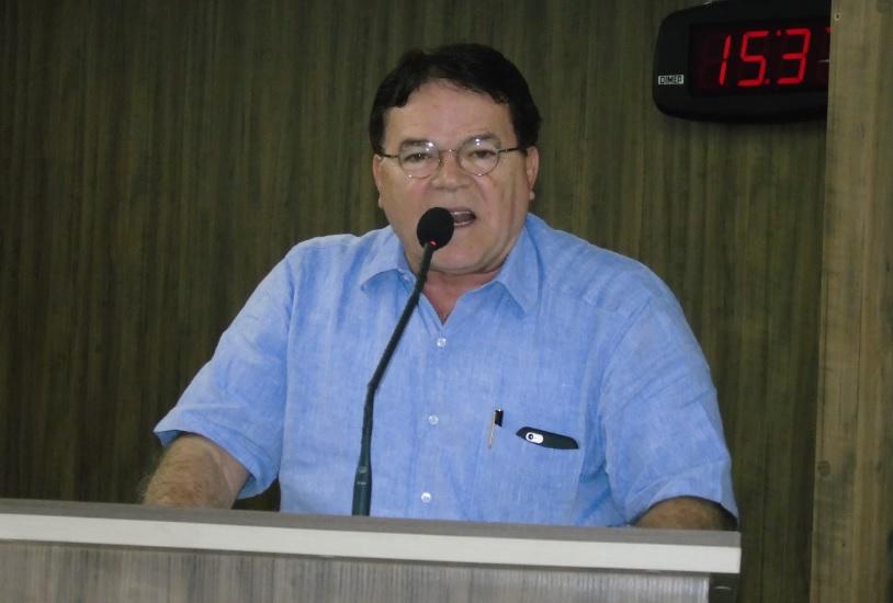 Tucano teve 20 minutos para discursar na Câmara (Foto: Carlos Carvalho)