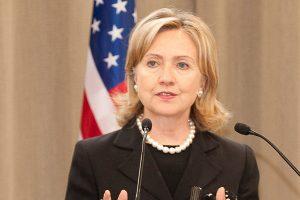 Hillary sofreu acusações (Foto: Banco de Dados)