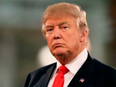 Trump fez sua escolha (Foto: Banco de Dados)