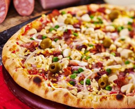 Crianças farão minipizza (Foto: Divulgação/ABC da Gastronomia)