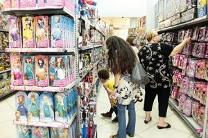 Consumo será movimentado no dia das crianças (Foto: Pedro Diogo)