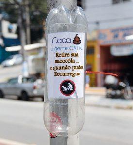 Iniciativa foi comemorada (Foto: Pedro Diogo)