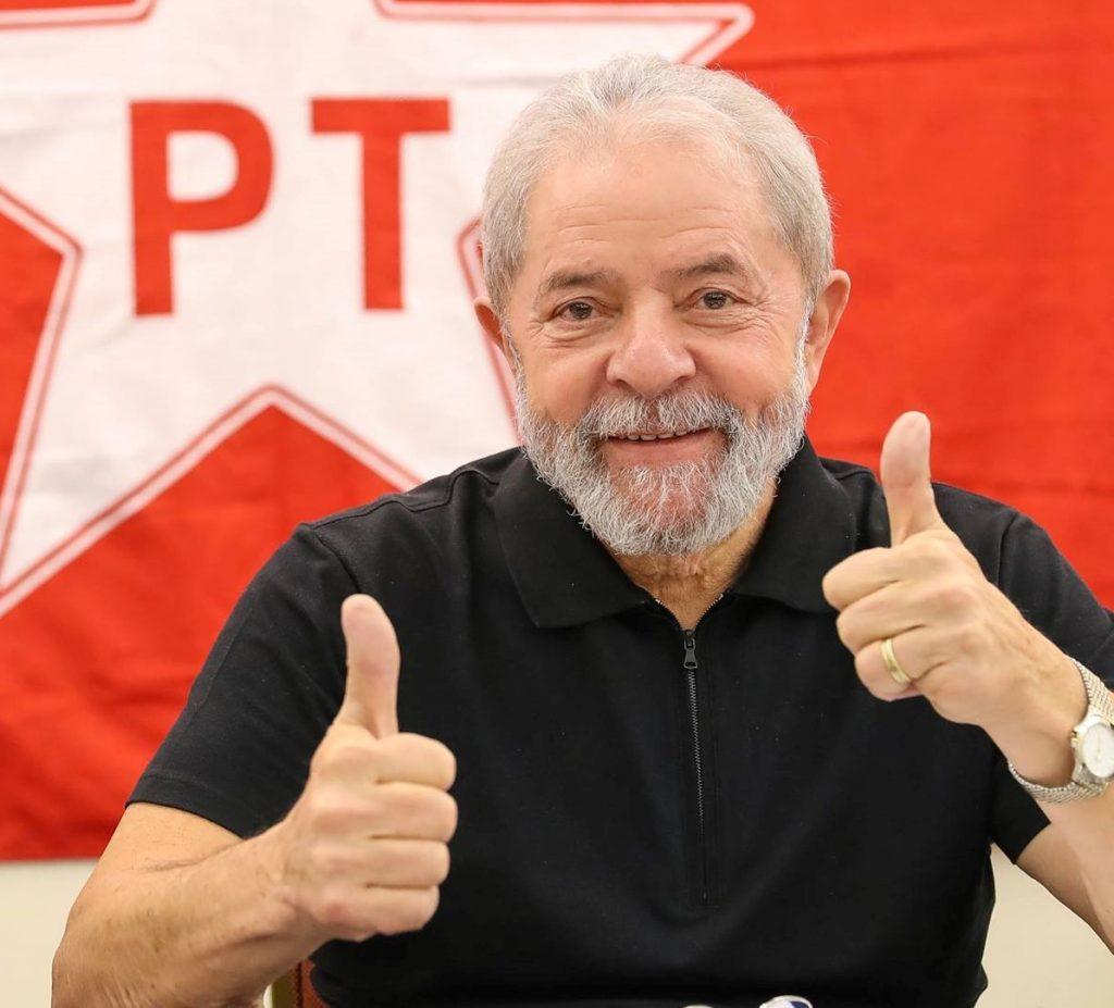 Lula diz que se preciso, se candidatará (Foto: Banco de Dados)