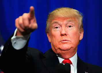 Trump visitará estados cruciais (Foto: Banco de Dados)