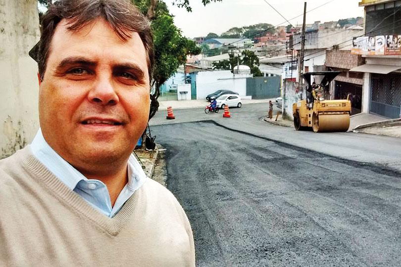 Márcio da Farmácia recebe confirmação do Lucy Montoro em Diadema - Repórter Diário