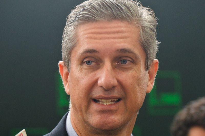 Brasília - Entrevista com o deputado Rogério Rosso na Câmara dos Deputados. (Antônio da Cruz/Agência Brasil)