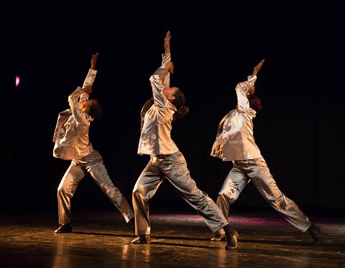 Espetáculo tem direção e coreografia de Ana Bottosso - foto Divulgação