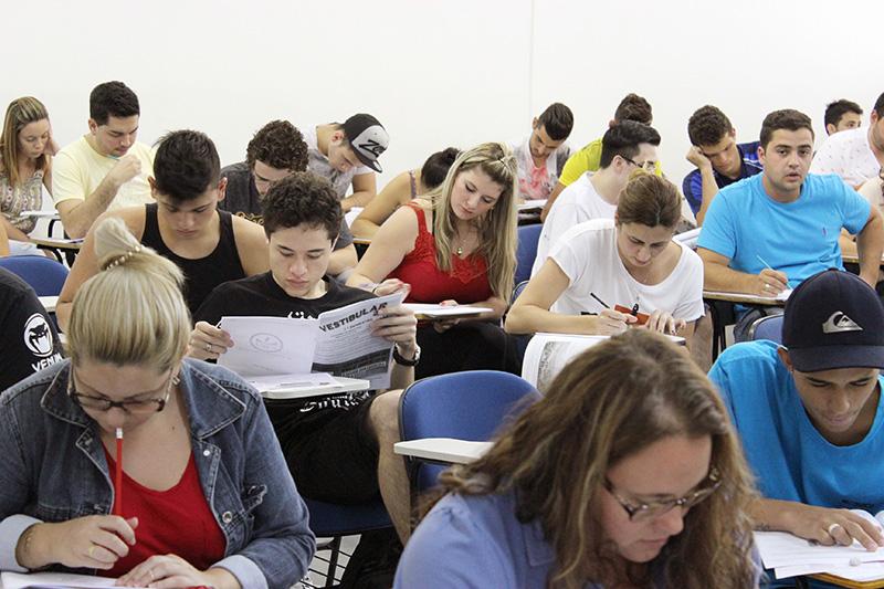Retorno depende do curso que o candidato escolheu - Foto USCS