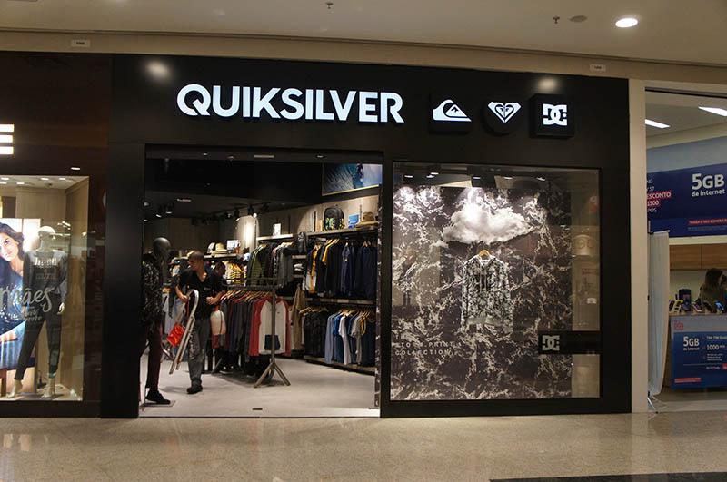 Quiksilver inaugura primeira unidade no ABC 45e5ecd3835