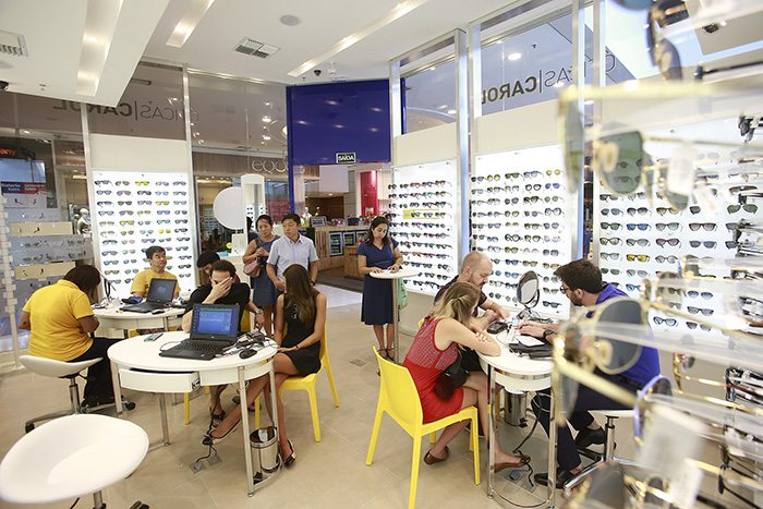 dac472c6a Óticas Carol inaugura primeira loja em Ribeirão Pires