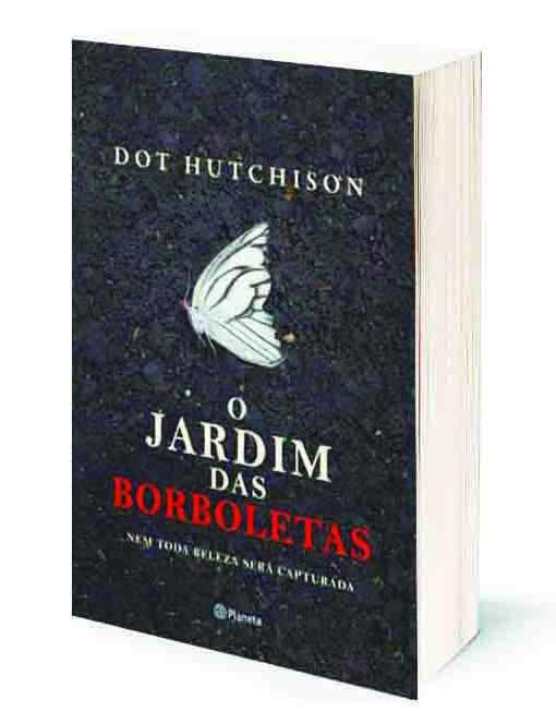 RD Livro: O Jardim das Borboletas