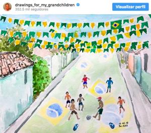 No Brasil Coreano Faz Sucesso Com Instagram Para Mostrar Desenhos