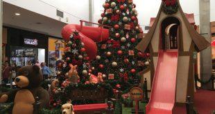 7f95fe31d Na próxima quinta-feira (15/11), às 12h, o Papai Noel chega ao Shopping  Metrópole e contará com um cortejo natalino, assinado pela coreógrafa  Fernanda ...