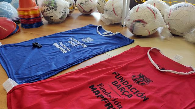 Escolas de Diadema recebem kits para projeto de futebol - Repórter Diário