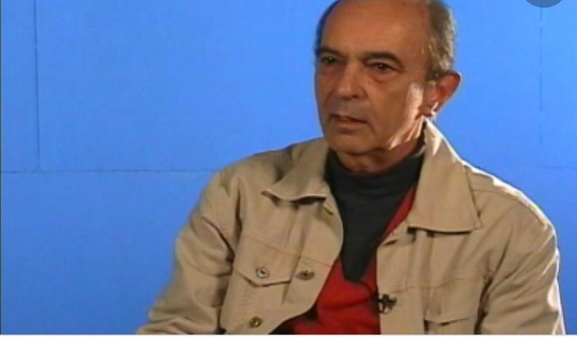 Morre o ator Luiz Parreiras, em São Caetano, aos 78 anos