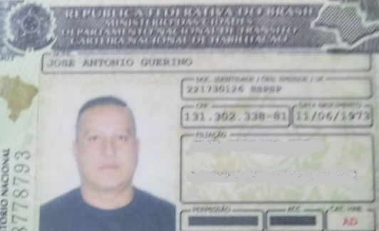 Assessor parlamentar e diretor do Água Santa é executado em Diadema