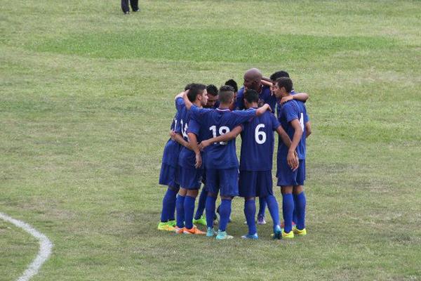 Azulão continua líder do grupo 4 da Copa Paulista (Foto: Banco de Dados)
