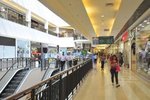 Os shoppings voltaram a cair nas graças dos consumidores (Foto: Banco de dados)