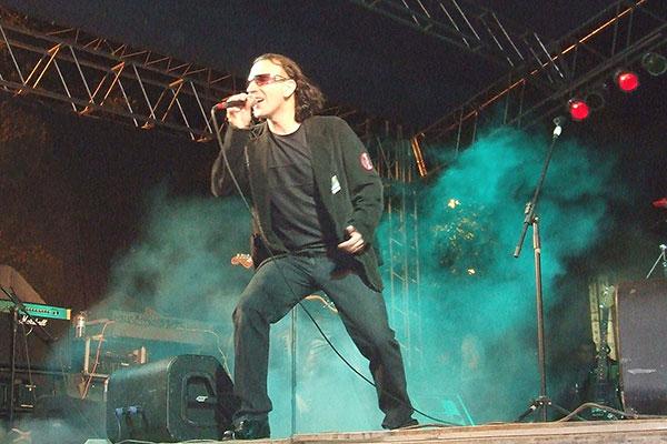 U2 começa nova turnê (Foto: Banco de Dados)