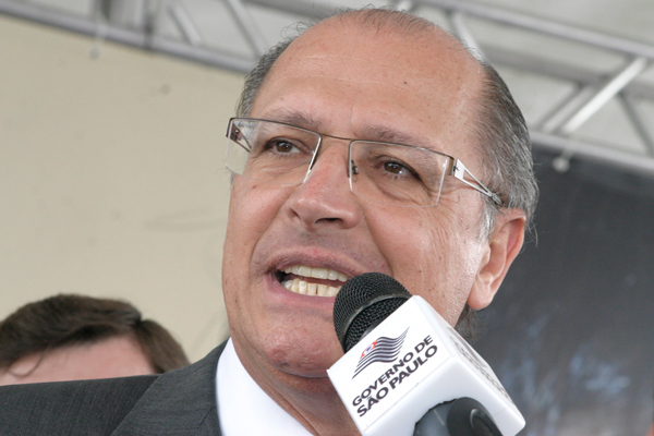 Alckmin fará nova investida (Foto: Reprodução)